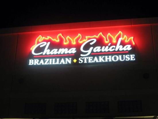 Chama Gaucha Brazilian Steakhouse : Chama Gaucha