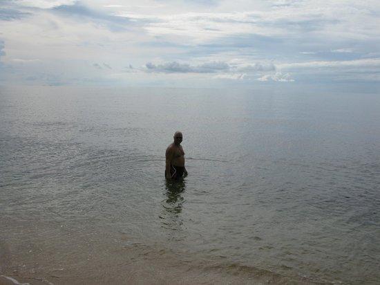 Kanda Residences: Пляж