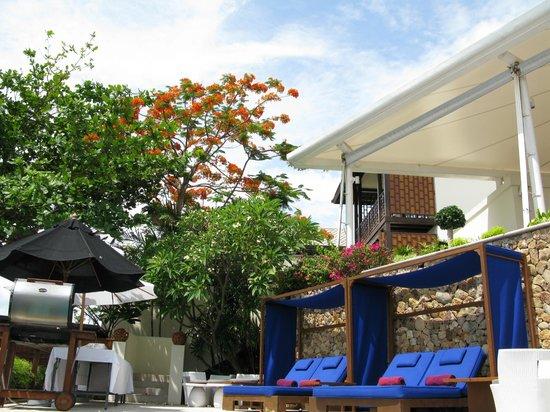Kanda Residences: На территории отеля