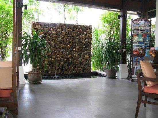 Kanda Residences: Ресепшен