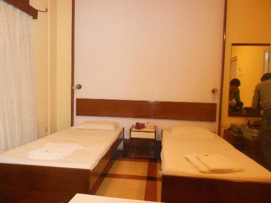 โรงแรมซี กรีน: HABITACION