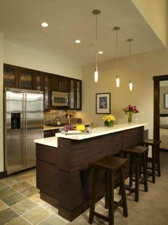 Hayden Lodge: Kitchen