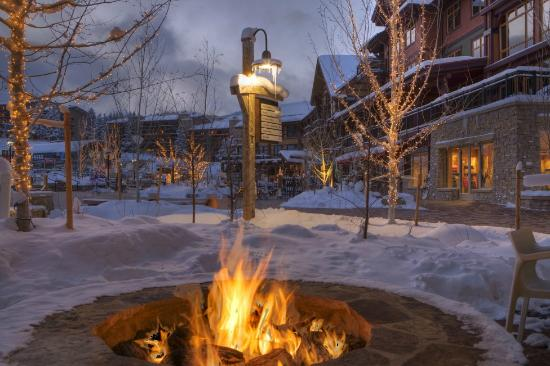 Hayden Lodge Snowmass Mountain Lodging: Exterior