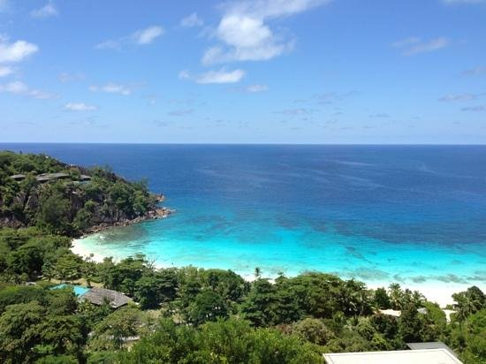 Four Seasons Resort Seychelles: view