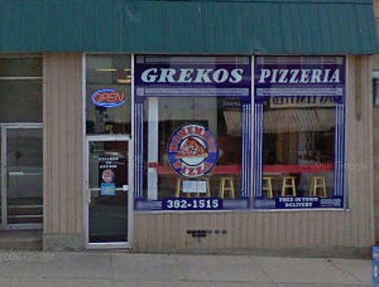 Bilde fra Greko's Pizzeria