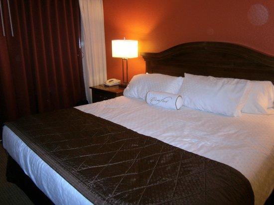 Villas de Santa Fe: Master Bedroom 