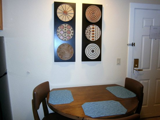 Villas de Santa Fe: Kitchen decor
