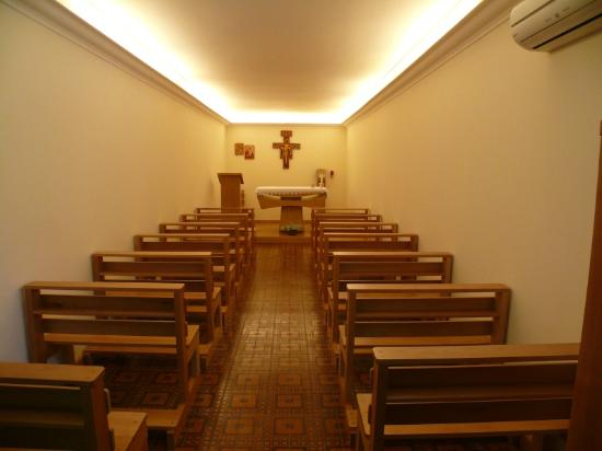 Domus Vitellia: Cappella