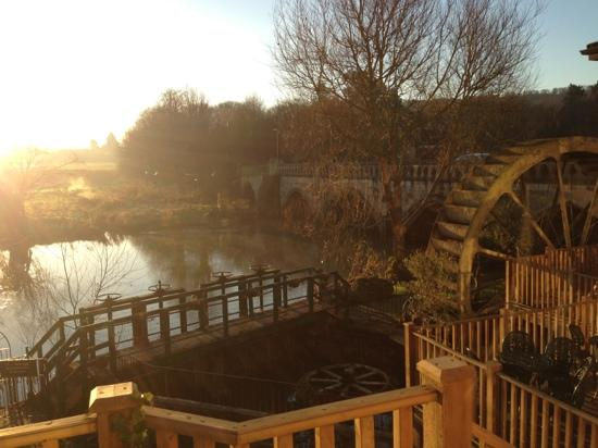Old Mill Hotel: lovely view from room