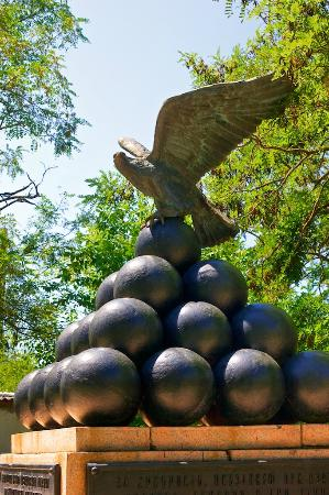 Foreman Gorich Monument