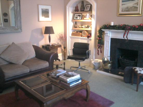 The Craigerne House Hotel: Guest lounge. A lovely place to chill.