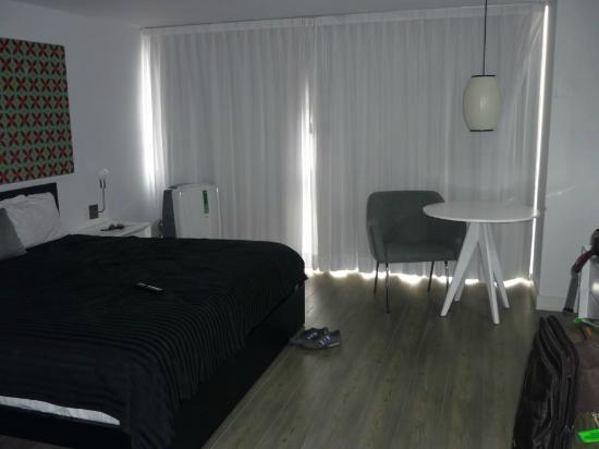 Hotel El Ejecutivo: Habitacion