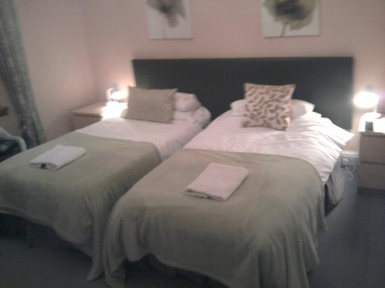 The Craigerne House Hotel: One of our spacious rooms
