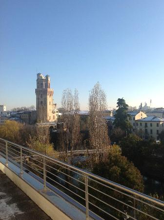 Methis Hotel & SPA: terrazza