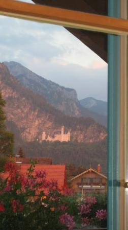 Hotel Helmerhof: View from room