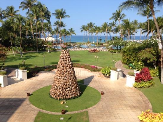Fairmont Orchid, Hawaii: coconut Christmas