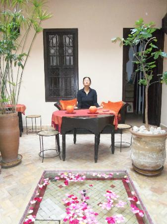 Riad Boussa: Okay, being a bit silly here...but it IS that serene. ;-)