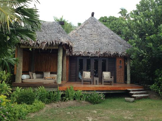 Likuliku Lagoon Resort: Our bure