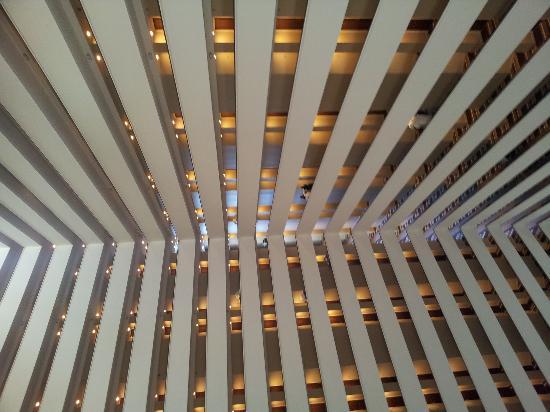 Hyatt Regency Houston: Hyatt Regency Lobby