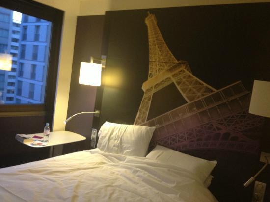 Mercure Paris Centre Tour Eiffel: chambre