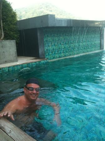 BYD Lofts Boutique Hotel & Serviced Apartments: morning swim, magic feeling