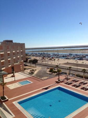 Real Marina Hotel & Spa: balcony view