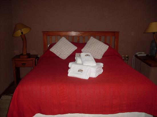 Hotel Kimal: Habitacion Matrimonial