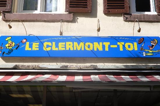 Le Clermont-Toi