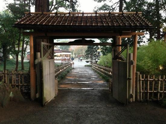 Mito, Japón: 偕楽園 | 好文亭の風景