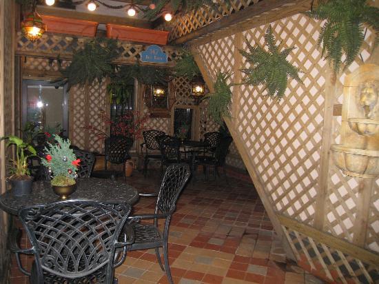 فندق كازابلانكا تايمز سكوير: Rick's Café 