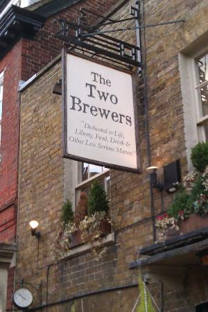 Two  Brewers Pub