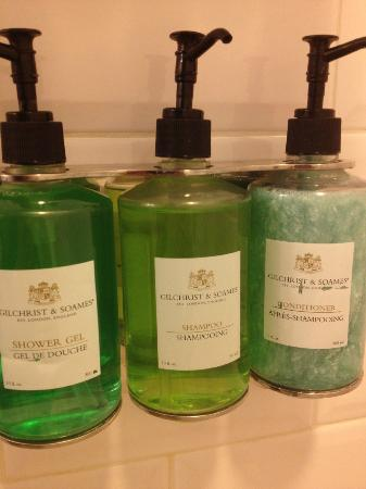 Hotel Solamar - a Kimpton Hotel: eco-friendly bottles