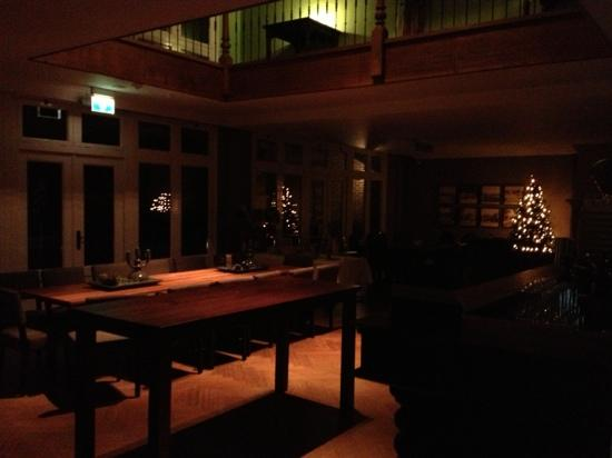 Villa Veertien: living room