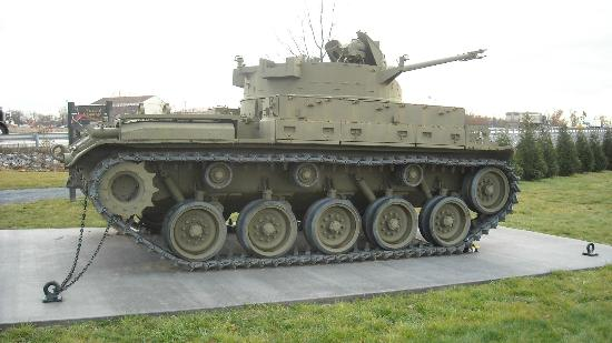 U.S. Army Heritage and Education Center: M42, The Duster