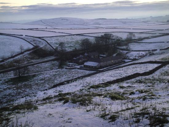 Wheeldon Trees Farm Holiday Cottages: Dec 2012