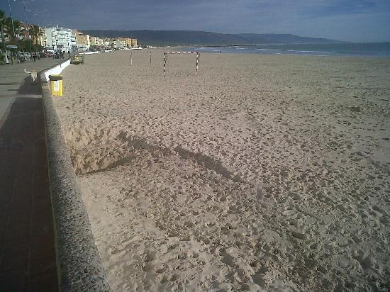 Bar Casa Oscar: Las interminables playas de Barbate.