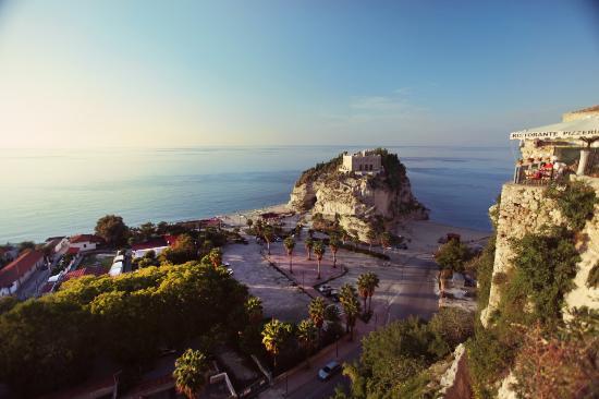 Tropea, Italie : Castle