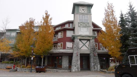 Whistler Town Plaza Suites: Deer Lodge