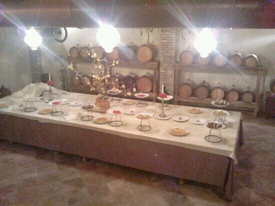 Al Cardellino: aperitivo in acetaia