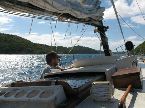 Morningstar Sailing and Power Charters: Nov 2012