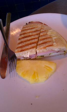La Grande Orange Grocery: Cubano Sandwich $7.75