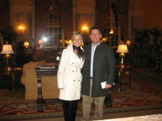 The Hermitage Hotel: Lobby