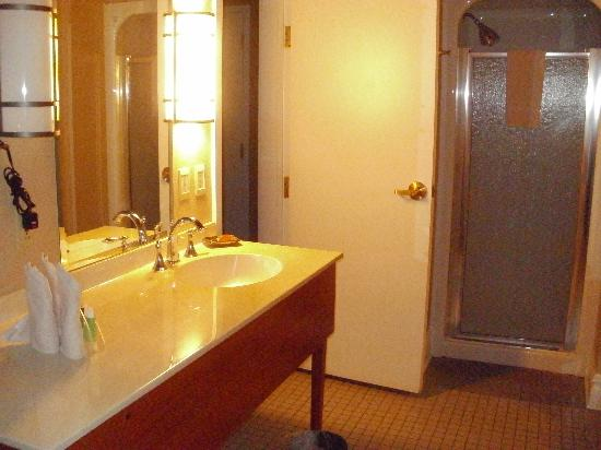 The Independent: Room 503 - Bathroom with Shower