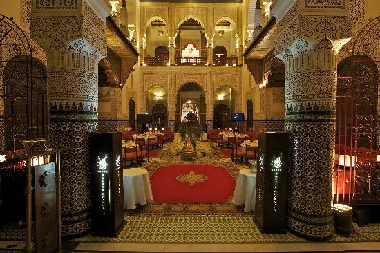 Palais Gharnata : Vue panoramique