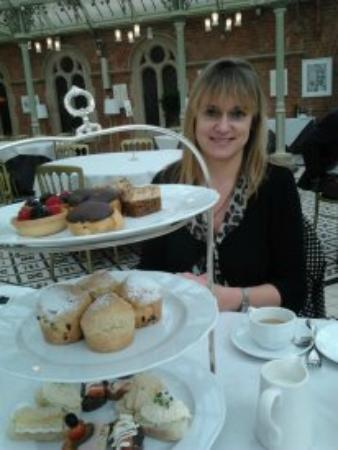 Kilworth House Hotel: In The Orangery