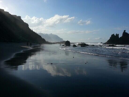 Playa de Benijo: benijo Playa