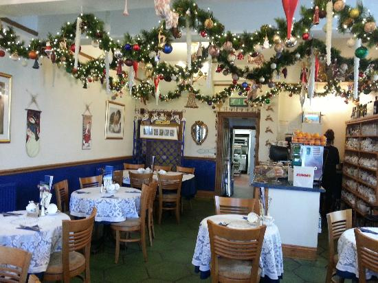 Tea Room Babbacombe