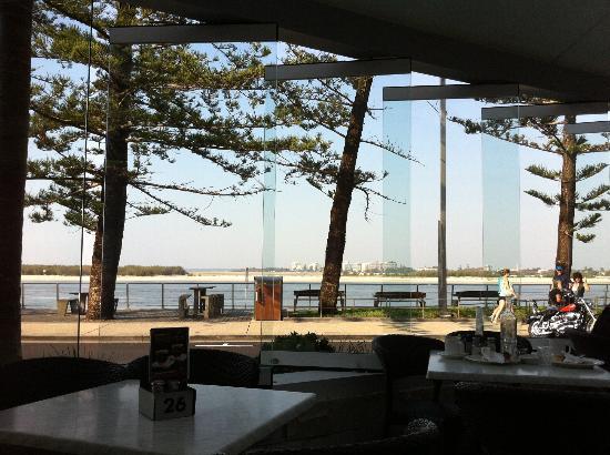 The Coffee Club: Fantastic view