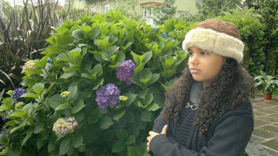 Wish Serrano Resort & Convention: Minha filhinha Vitória