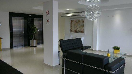 San Lucas Hotel: Ambiente moderno e confortável